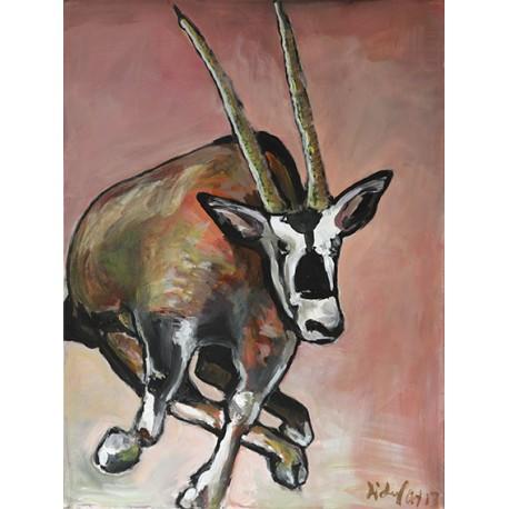Oryx (60cm x 80cm)